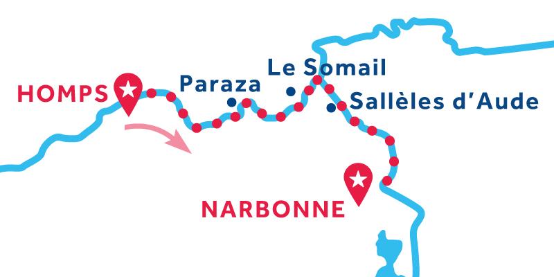 Homps - Narbonne