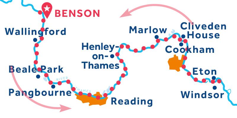 Benson ANDATA E RITORNO via Windsor
