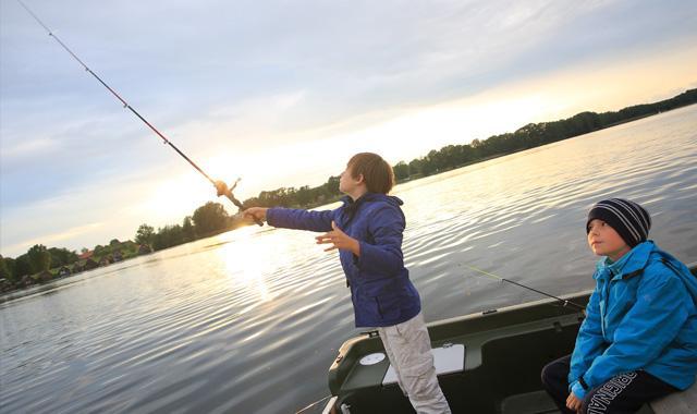 4. Un paradiso dei pescatori