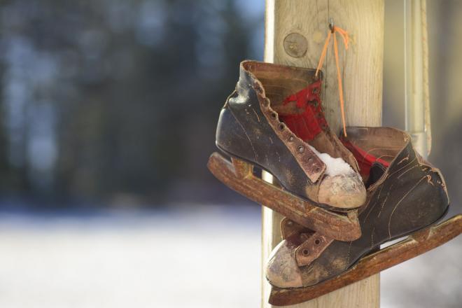 7. Per gli amanti del pattinaggio su ghiaccio