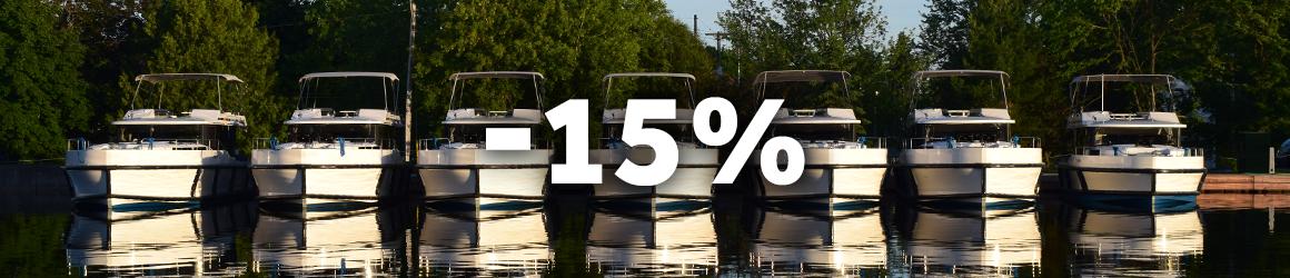 Flotta Horizon -15%