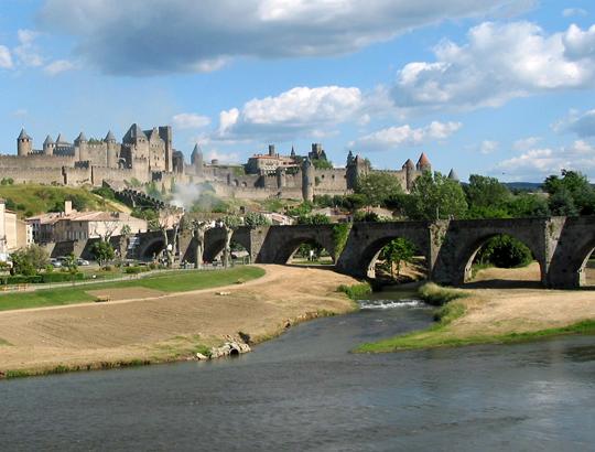 Il ponte vecchio (le Pont Vieux)