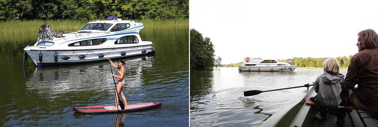 Sport acquatici nel Meclemburgo