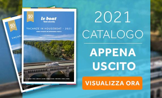 Catalogo Le Boat 2021