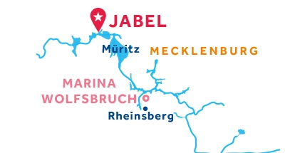 Piantina della base di Jabel
