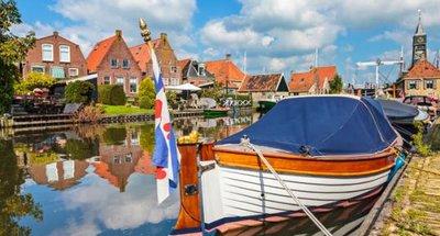 Hindeloopen in Olanda