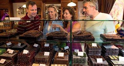 Cosa mangiare in Belgio - cioccolatini
