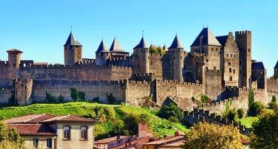 Cittadella di Carcassonne