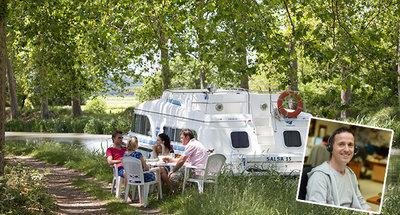 Consigli sul Canal du Midi dal nostro esperto Patrice