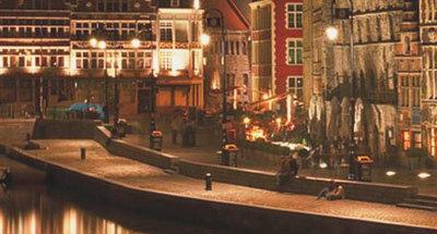 Canali in città, Belgio