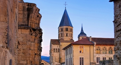Chiesa romanica di Tournus