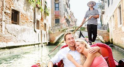 Un giro in gondola a Venezia