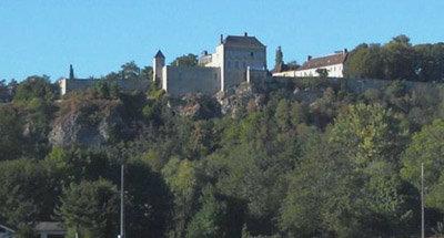 Castello sulla scogliera