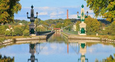 Il famoso acquedotto di Briare