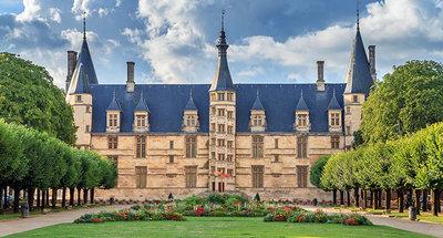 Il Palazzo Ducale di Nevers