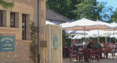 Brasserie francese in Borgogna