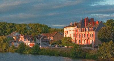 Case con veduta sul canale
