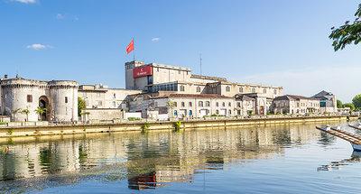 Cognac sulle rive della Charente