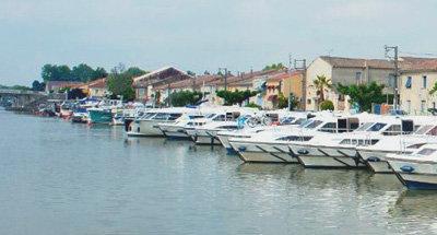 Base Le Boat in Camargue