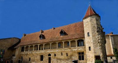 Castello di Enrico IV a Nerac