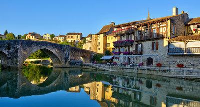 Città storica di Nerac