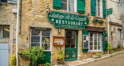 ristorante francese a Vézelay