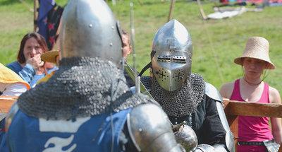 Combattimenti di cavalieri