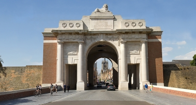 Menin Gate Memorial a Ypres