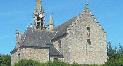 Chiesa di pietre antiche, Bretagna