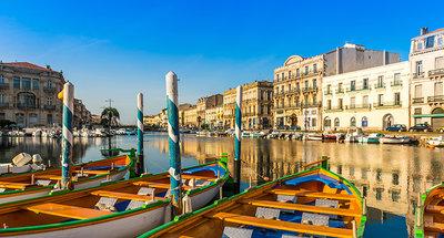 Il bellissimo canale di Sète
