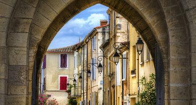 Città medievale di Aigues- Mortes