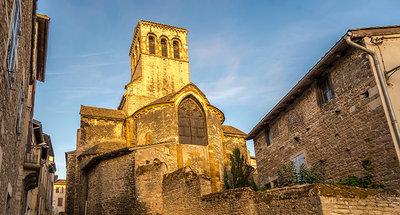 Chiesa Madeleine a Tournus