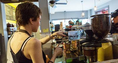 Rilassatevi con un caffè a Perth