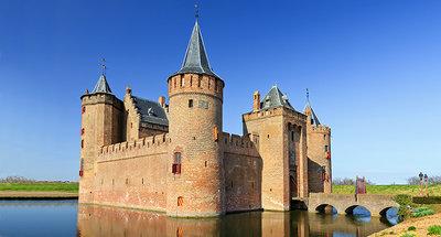 Castello medievale di Muiden