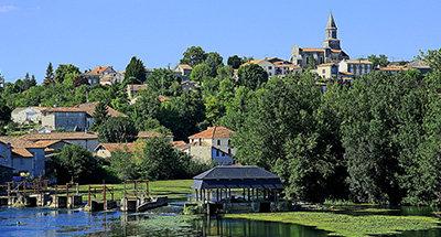 Saint-Simeux, Charente