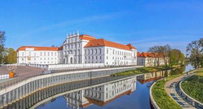 Palazzo di Oranienburg, Germania