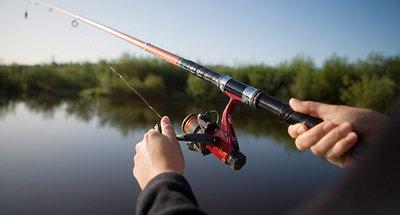 Pesca nel canale