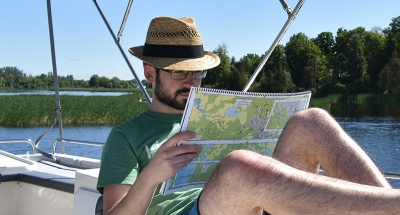 Guide di navigazione per pianificare il percorso