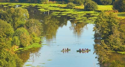 Canoa in Bretagna