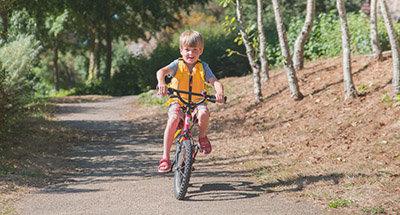 Escursione in bicicletta in Bretagna