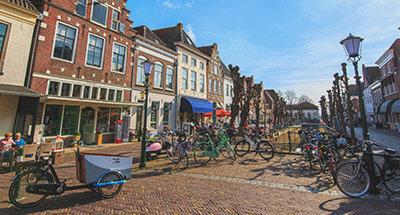 Escursione in biciclettain Olanda