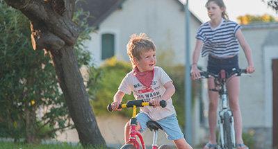 Escursione in biciclettanel Nivernais Loire