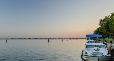 Barche Le Boat in Friuli