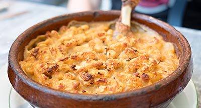 Cassoulet, la specialità locale di Castelnaudary