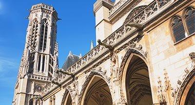 Storia e patrimonio in Borgogna