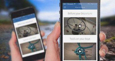 Applicazione Le Boat - I vostri video formativi