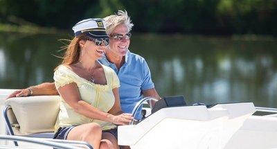 diventa capitano della tua propria barca