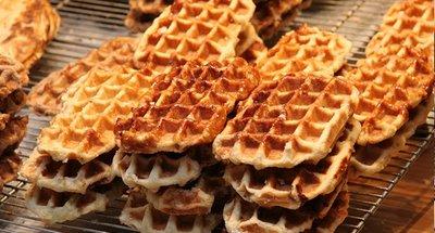 Waffle in belgio