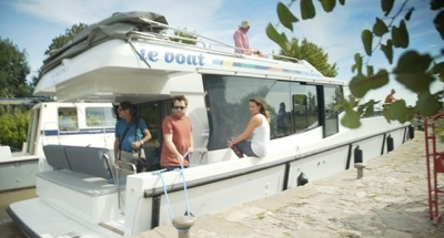 Noleggiare una barca senza patente nautica