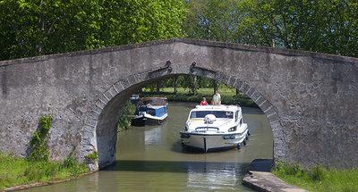 Ponte sul Canal du Midi